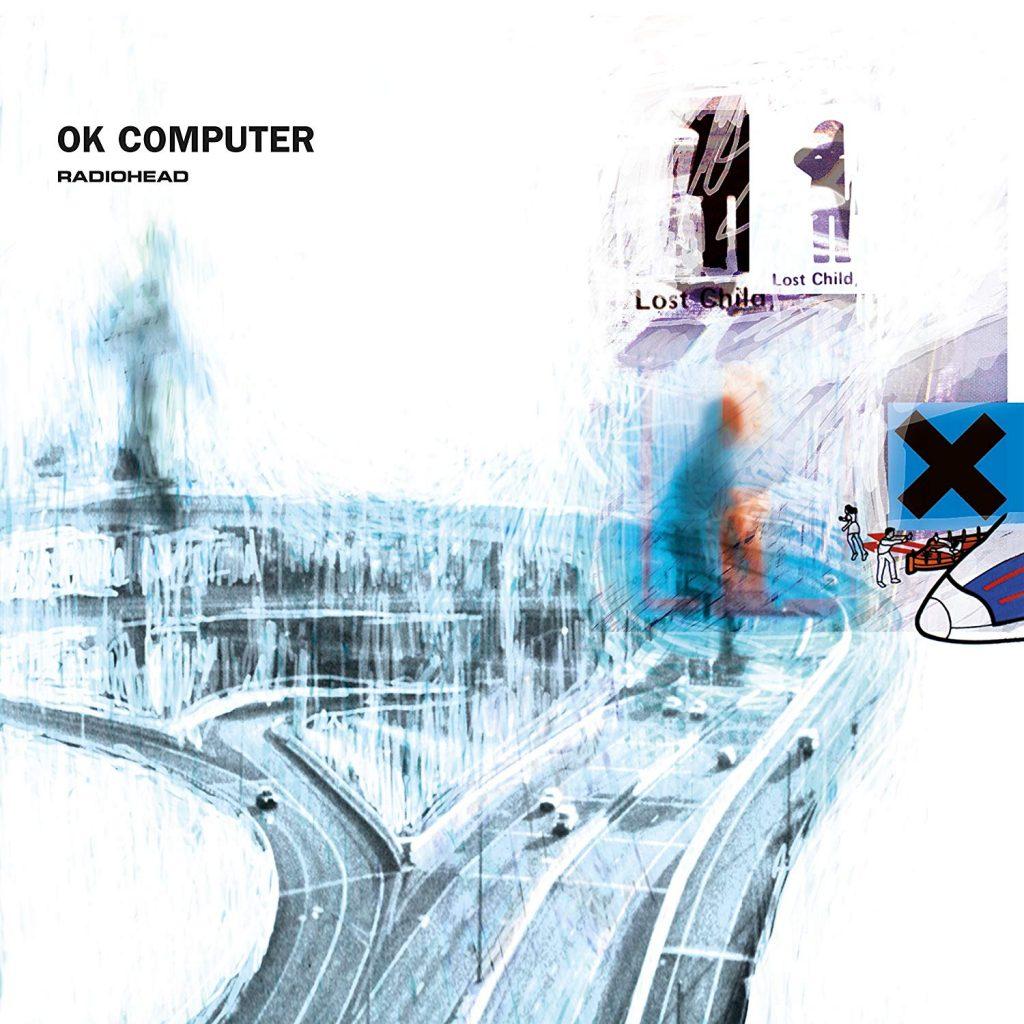 Radiohead - Ok Computer vinyl