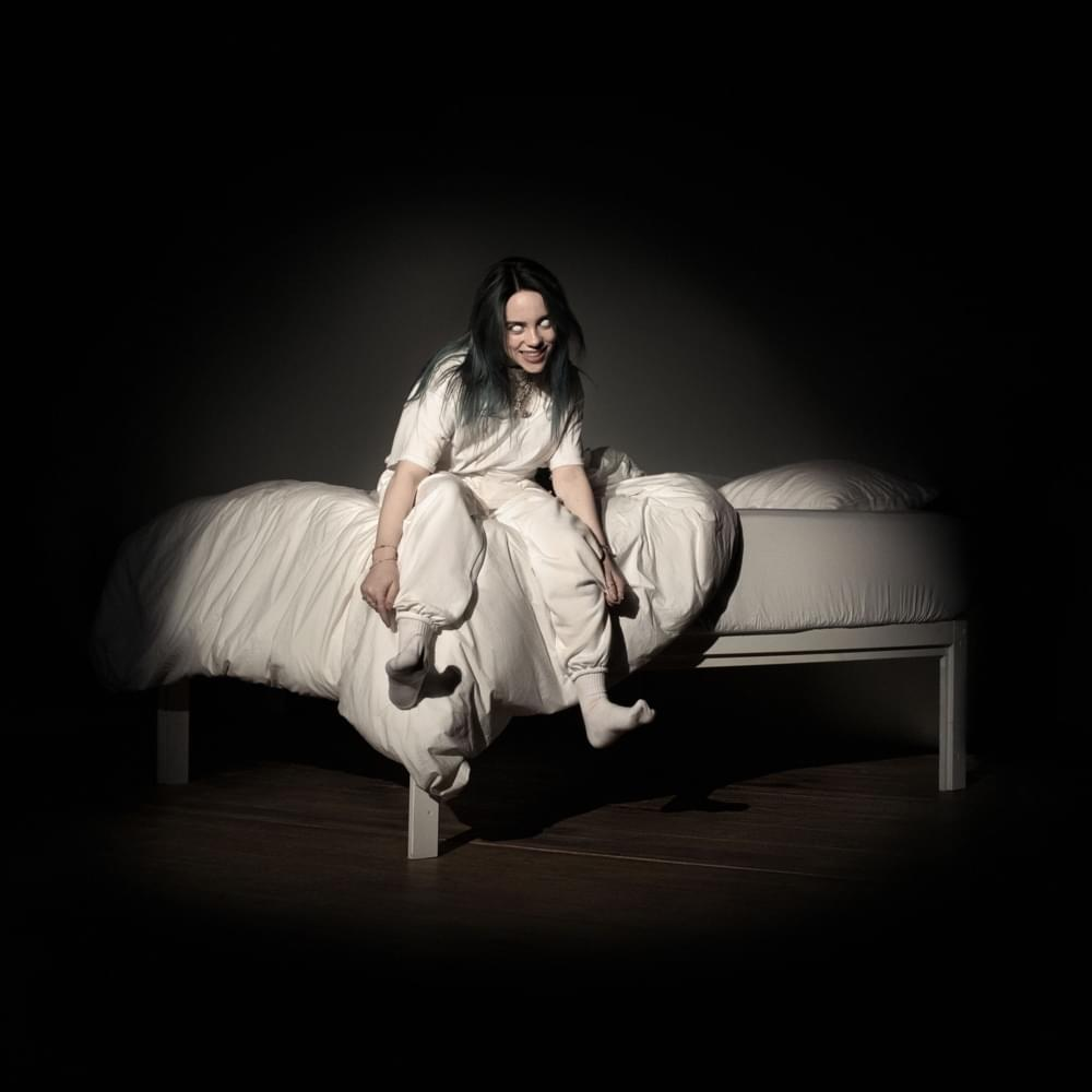 Billie Eilish When We All Fall Asleep, Where Do We Go? vinyl cd