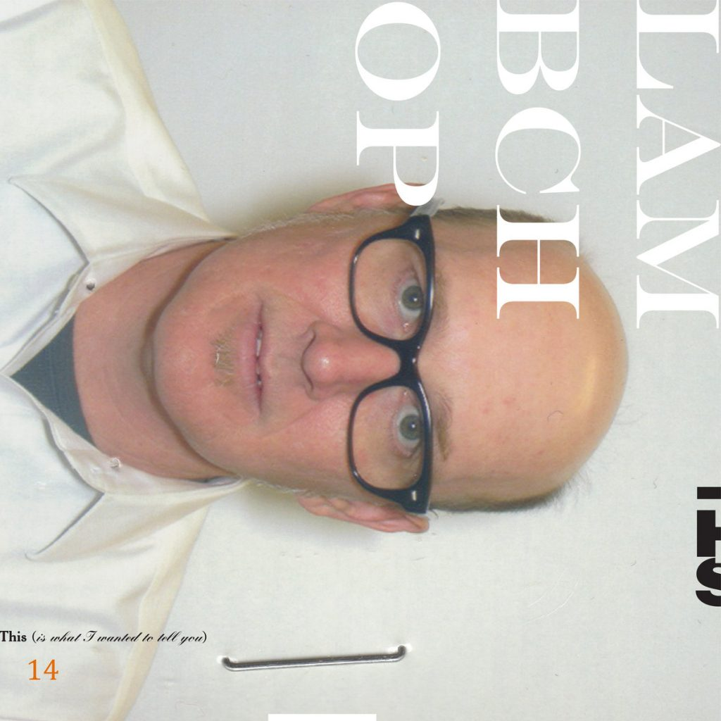 Lambchop This Is What I Wanted To Tell You vinyl cd