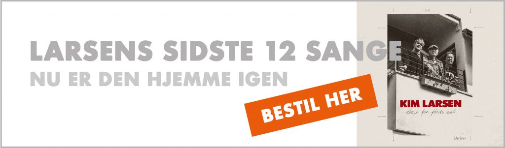 Kim Larsen - Sange fra 1. sal - vinyl cd - køb i Sound