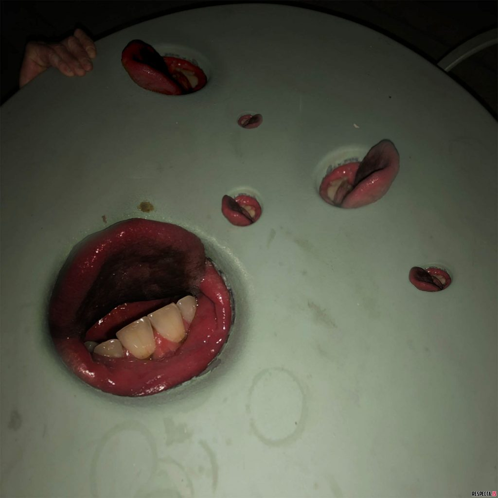 Death Grips Year of the Snitch vinyl