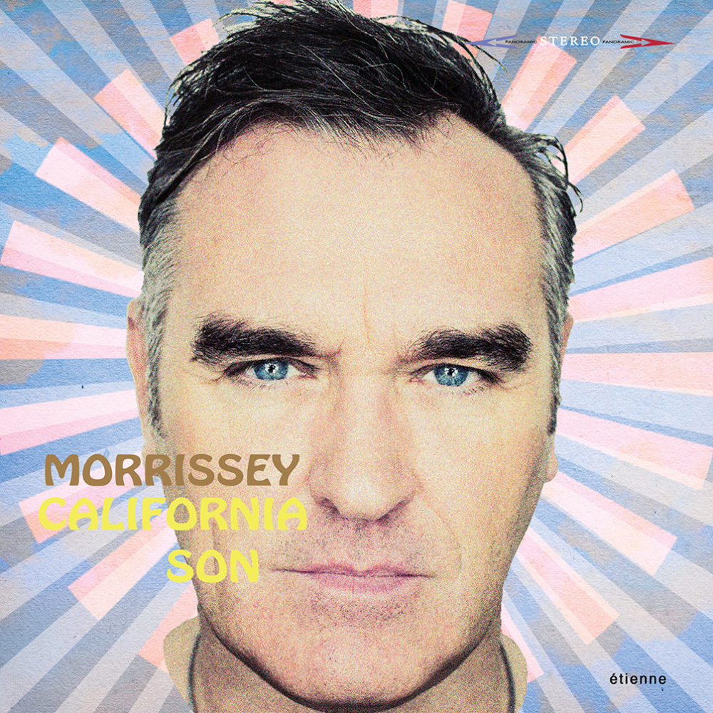Morrissey California Son vinyl cd - Sound - pladebutik kbh