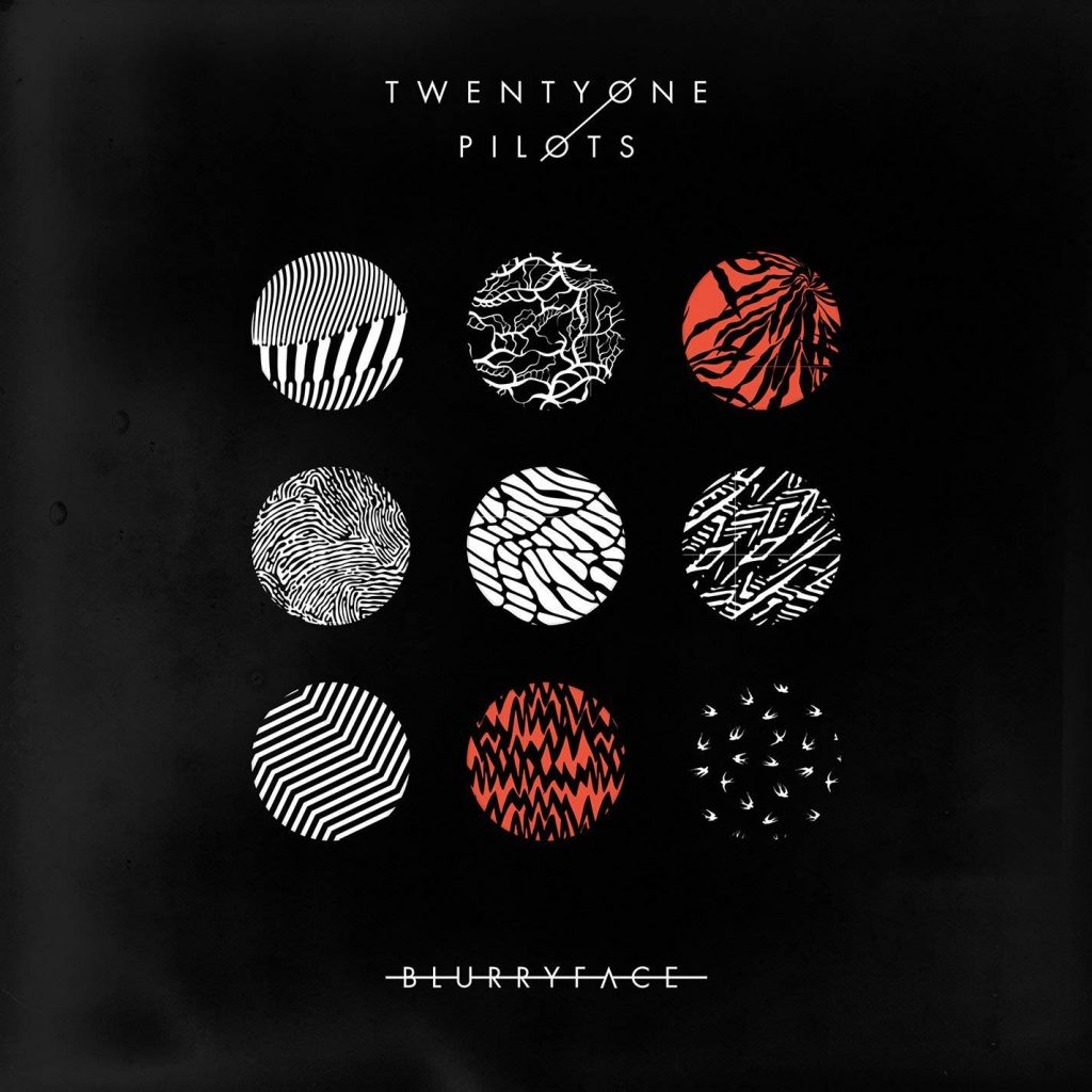 Twenty One Pilots Blurryface vinyl
