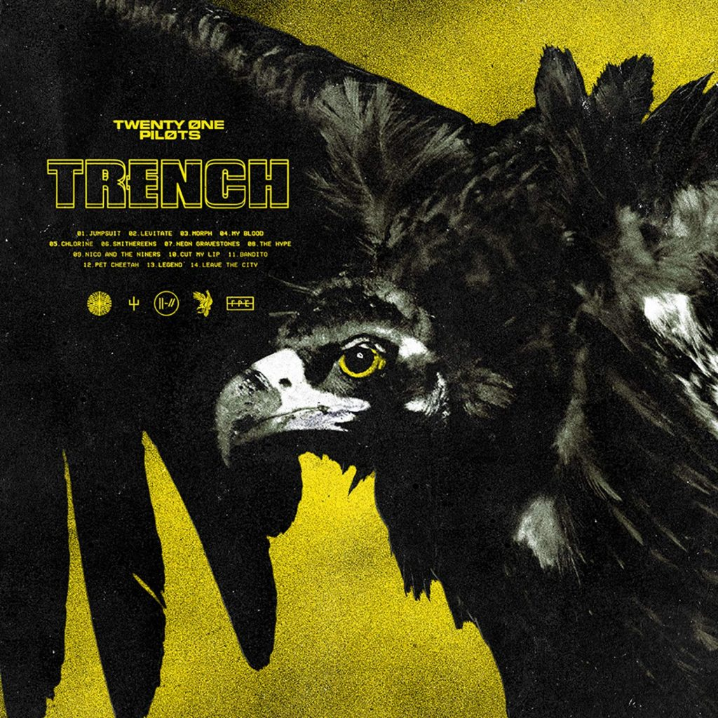 Twenty One Pilots Trench vinyl