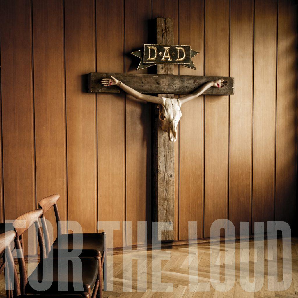 Køb D-A-D's nye plade