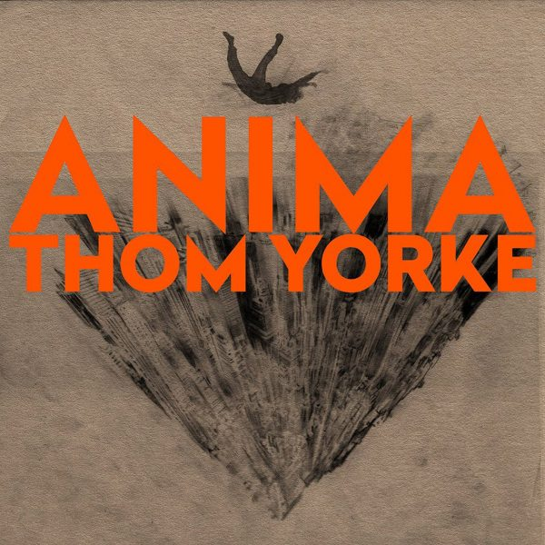 Thom Yorke Anima - albumcover - lp og cd