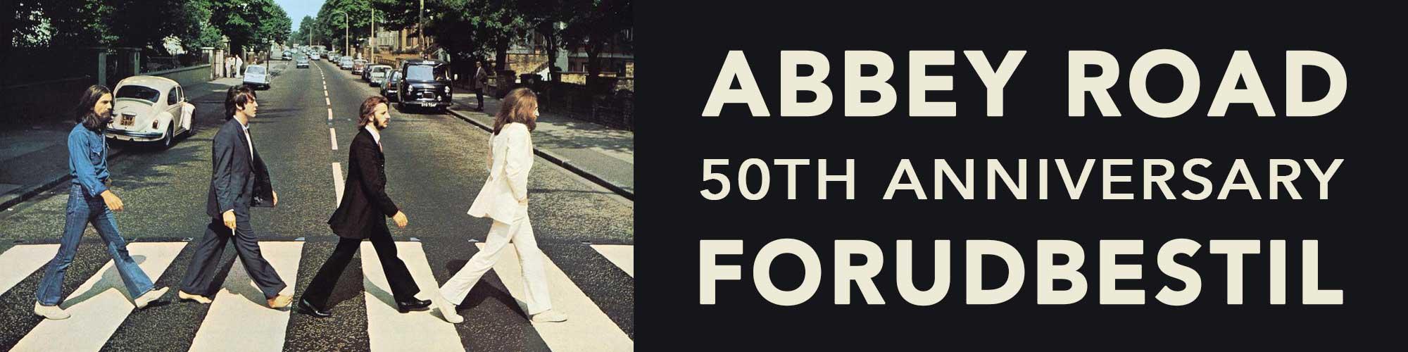 Forudbestil Abbey Road nu!