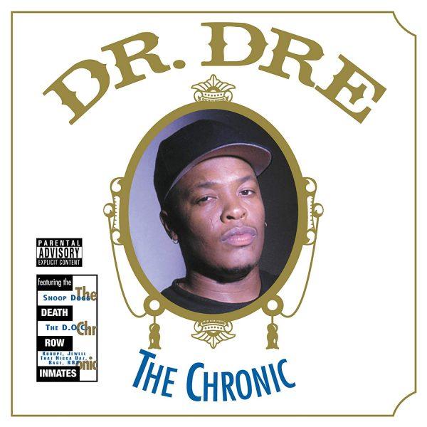Dr Dre - The Chronic (1990)