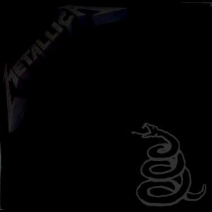 Metallica - Metallica (Black Album)