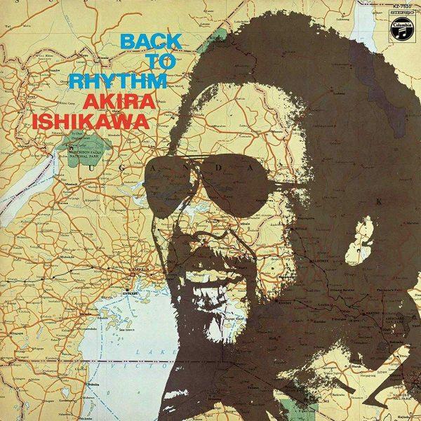 Akira Ishikawa - Back to Rhythm