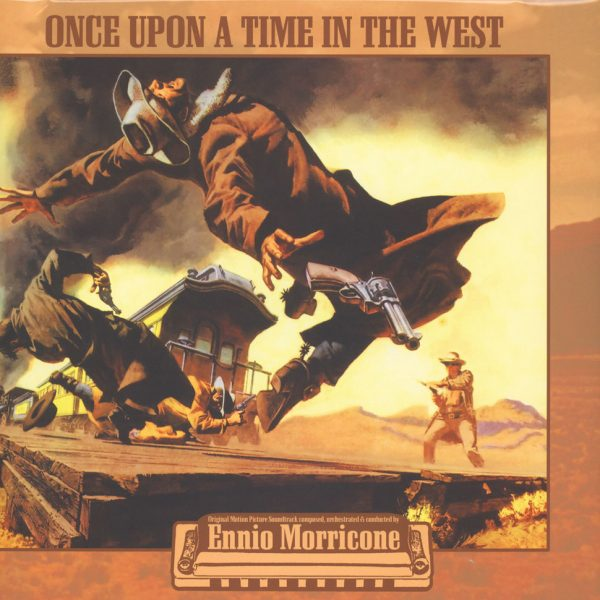Ennio Morricone - Once Upon a Time In the West OST