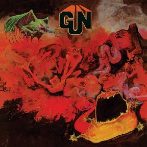 Gun - Gun (Limited Edition Red Devil Vinyl)