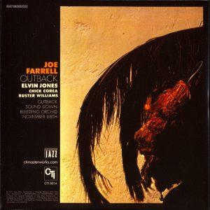 Joe Farrell - Outback