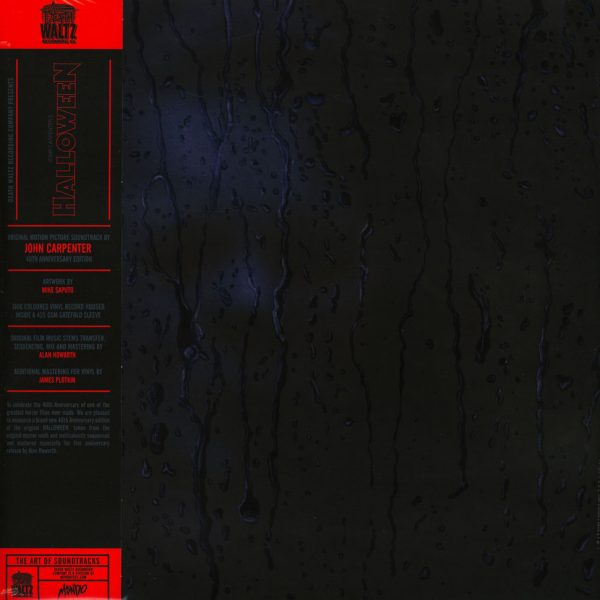 John Carpenter's Halloween OST (40th Anniversary Edition)