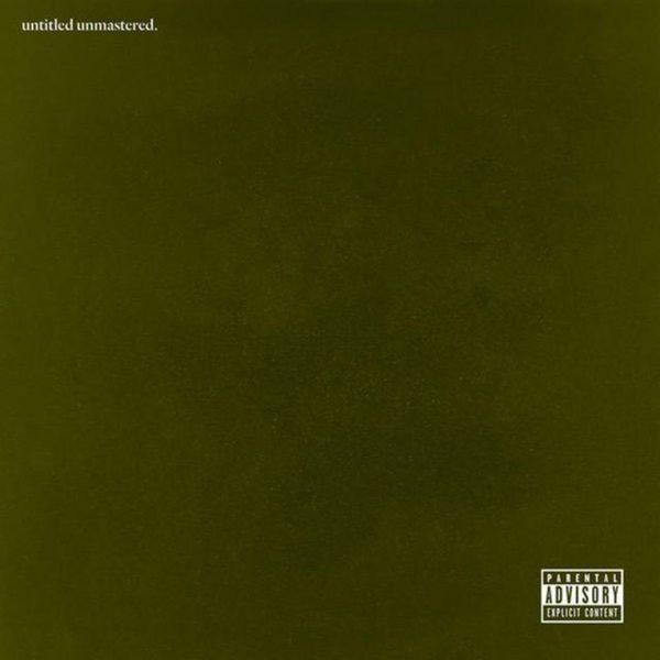 Kendrick Lamar - Untitled Unmastered