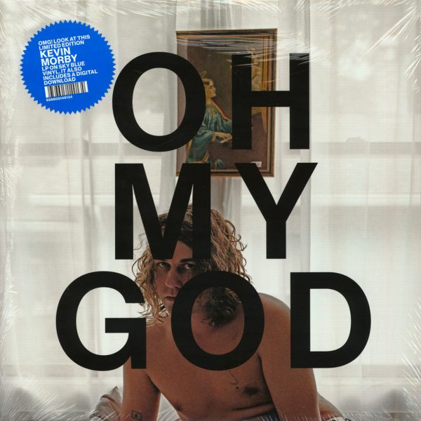 Kevin Morby - Oh My God (Limited Edition Sky Blue)