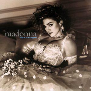 Madonna - Like A Virgin (Crystal Clear Vinyl)