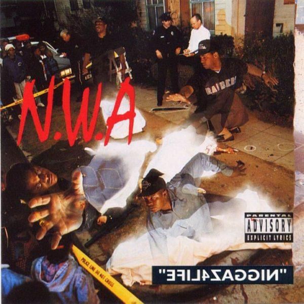 N.W.A. - Niggaz4Life
