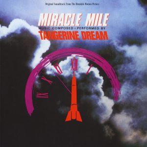 Tangerine Dream - Miracle Mile OST (Orange Marble Vinyl)