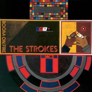 The Strokes - Room On Fire (Limited Flame Coloured Vinyl)