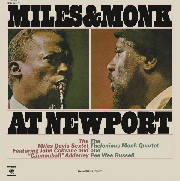 Thelonious Monk - Miles and Monk at Newport