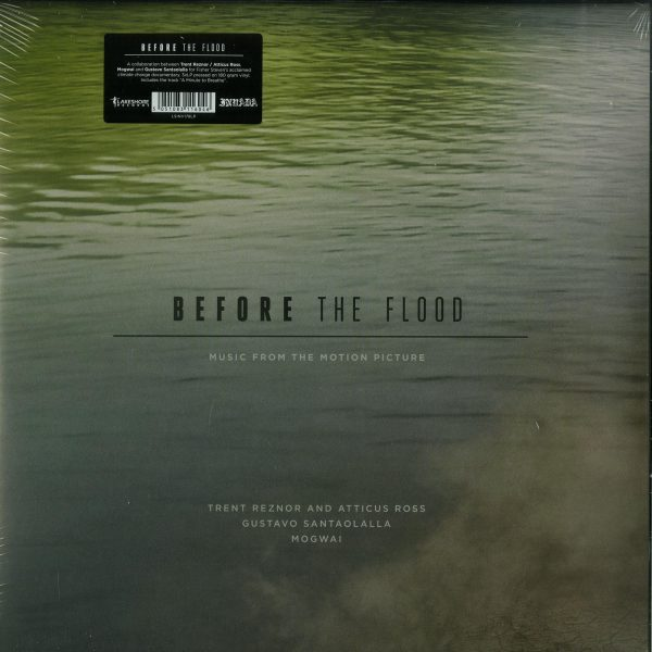 Trent Reznor & Atticus Ross - Before the Flood OST