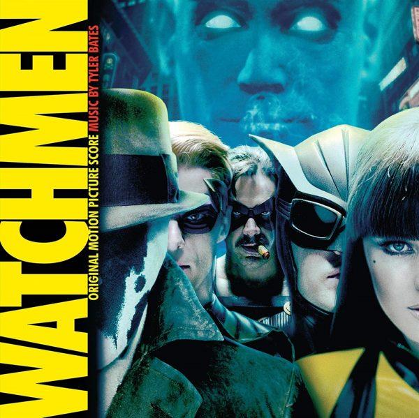 Tyler Bates - Watchmen OST (Limited Yellow Vinyl)