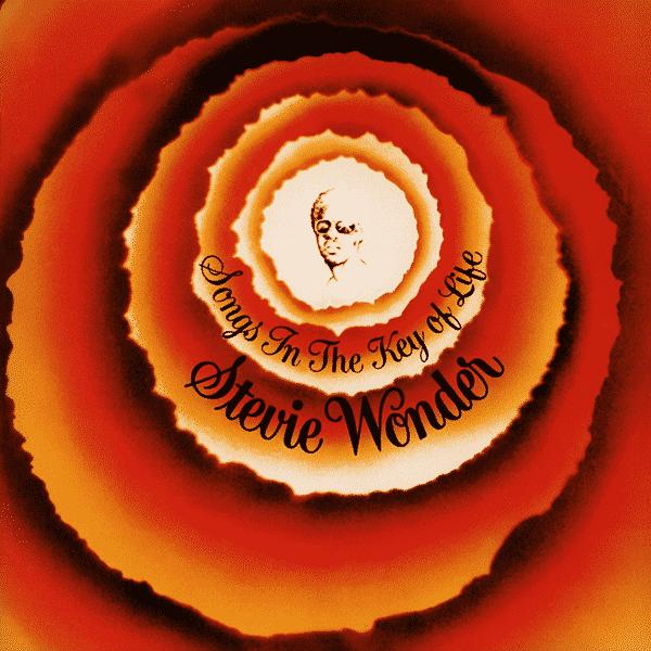 tevie wonder - songs in the key of life