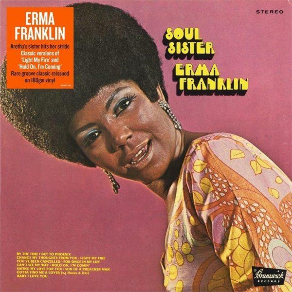 Erma Frankling - Soul Sister
