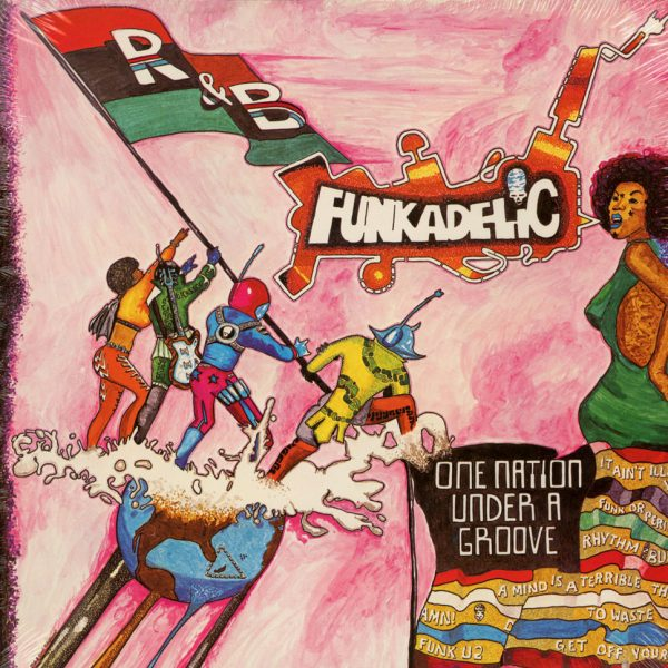 Funkadelic - One Nation Under A Groove