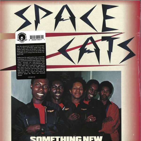 Space Cats - Something New