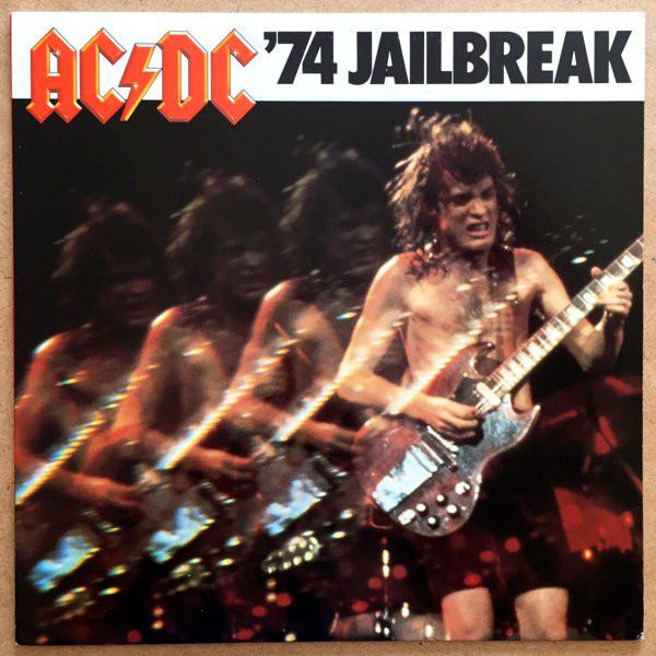 AC:DC - 74 Jailbreak