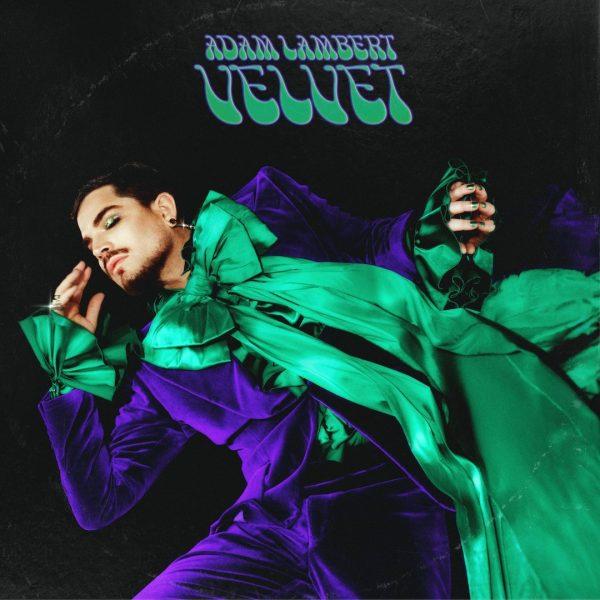 Adam Lambert - Velvet