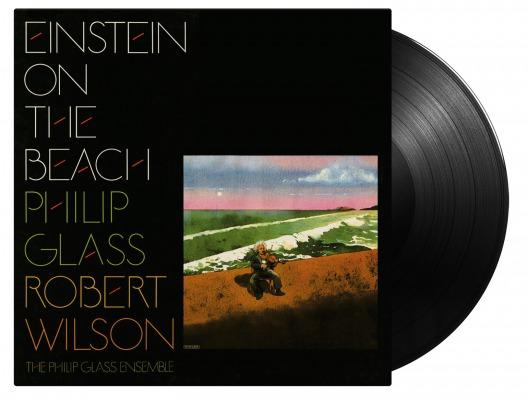 Philip Glass and Robert Wilson - Einstein On The Beach (4LP Box set)