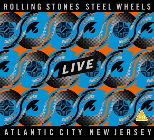 The Rolling Stones - Steel Wheels Live