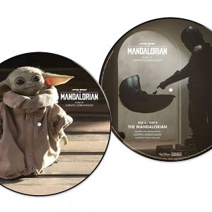 Ludwig Göransson - The Mandalorian (Picture Disc)