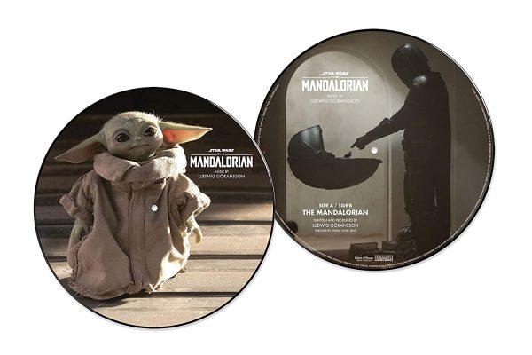 Ludwig Göransson - The Mandalorian (Picture Disc)